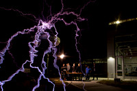 Tesla Coil with PESO: 2016