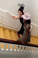 Amina Marie Millinery at The Derby Party